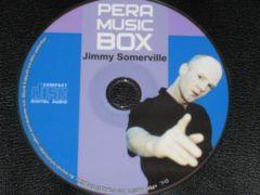 JIMMY SOMERVILLE PERA MUSIC BOX VERY RARE TURKEY EDITION CD ALBUM 16 TRACKS NEW