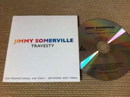 Travesty 3 Track Promo CD