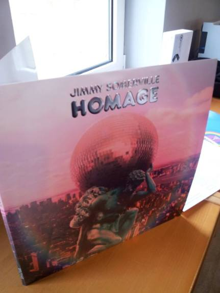 Homage - Blue Vinyl Double LP Edition
