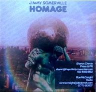 Homage Promotion CD