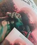 Jimmy Homage Blue Vinyl Signed
