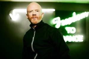 Jimmy Somerville by James Kemmenoe