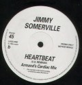 heartbeat 12inch US Remixes UK Promo