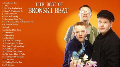 Bronski Beat's Greatest Hits | The Best Of Bronski Beat (Full Album)