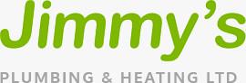Jimmy's Plumbing & Heating Newquay Logo