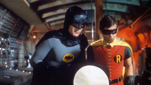 Batman & Robin - Campy Political Drama