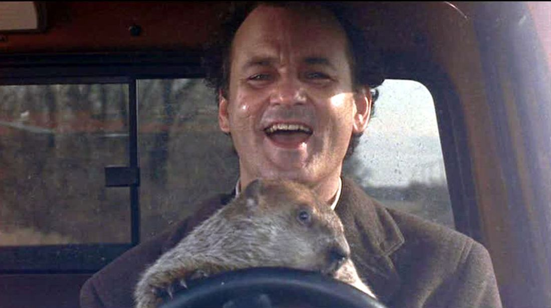 Bill Murray Groundhog Day