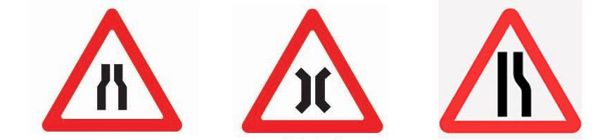 容易搞錯的交通號誌