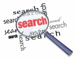 Search - Magnifying Glass on Words