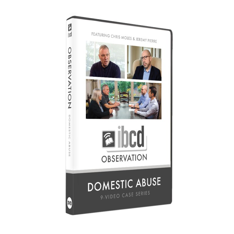 Domestic Abuse DVD