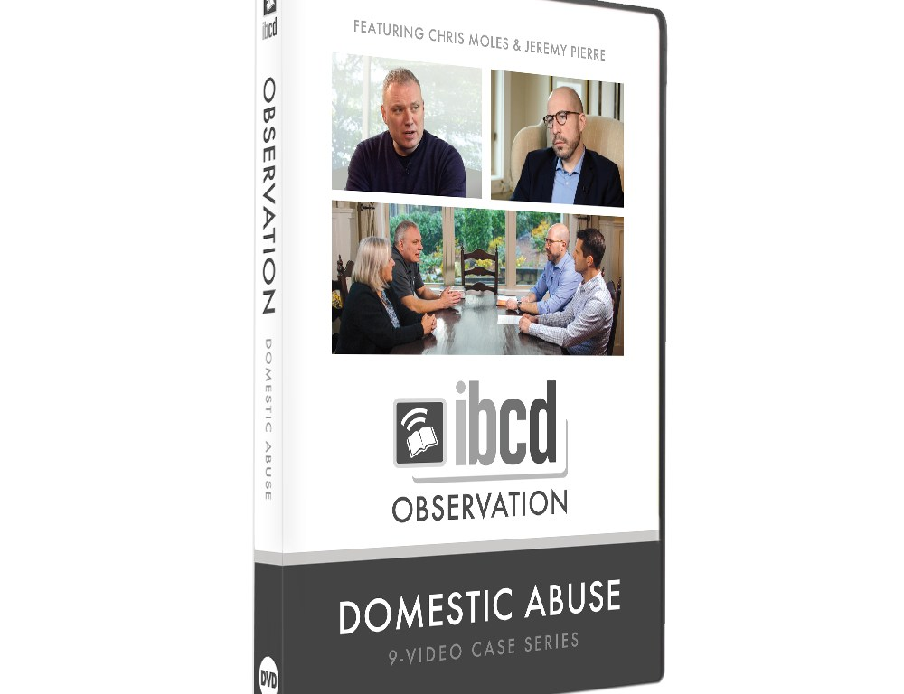 Domestic Abuse DVD