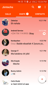 WhatsApp plus JiMODs v5.10  Jimtechs Editions