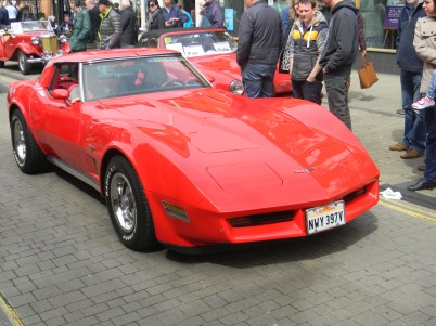 Stratford Motor Festival 43