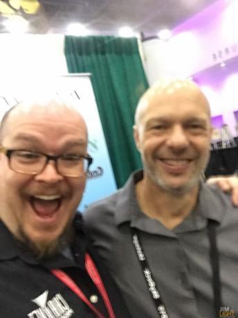 Jim and Rick Hutton!