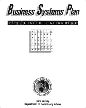 Business Systems Plan