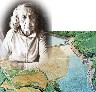 Annie Oftedal and the Unbuilt Dam