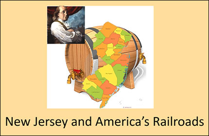 NJ and America's railroads