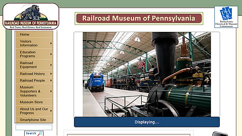 RR Museum of PA site.