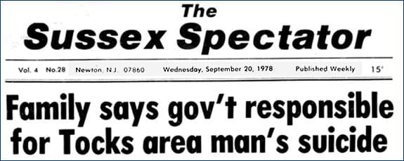 Suicide Headline