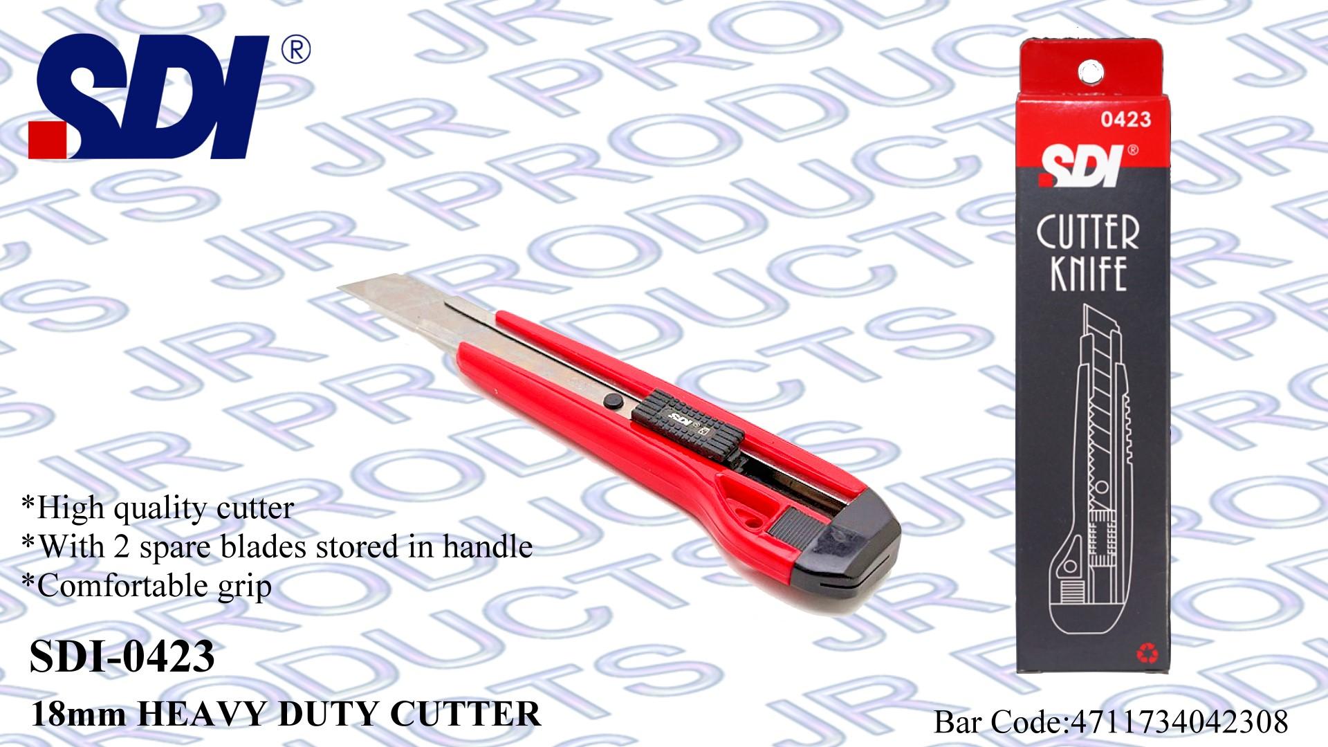 Jim-Ray Trading Co. 展毅貿易公司 | SDI 18mm 大界刀