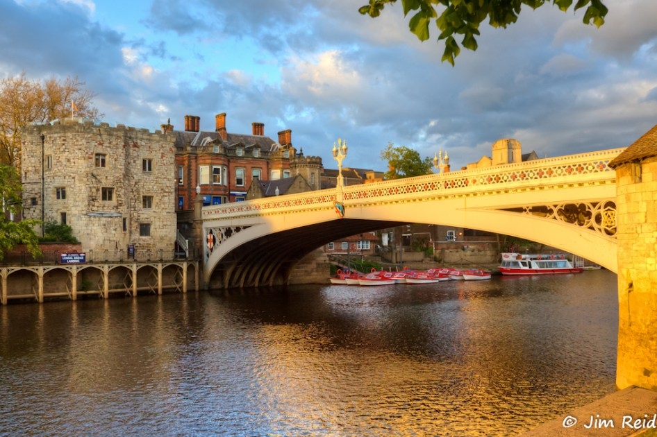 Lendal Bridge(York)