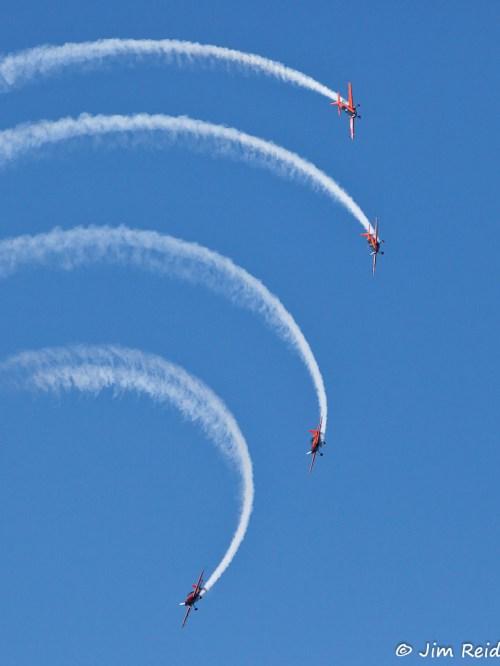 Blades Aerobatic Team