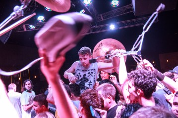 Billy Rymer [The Dillinger Escape Plan] @ The Constellation Room, Santa Ana.