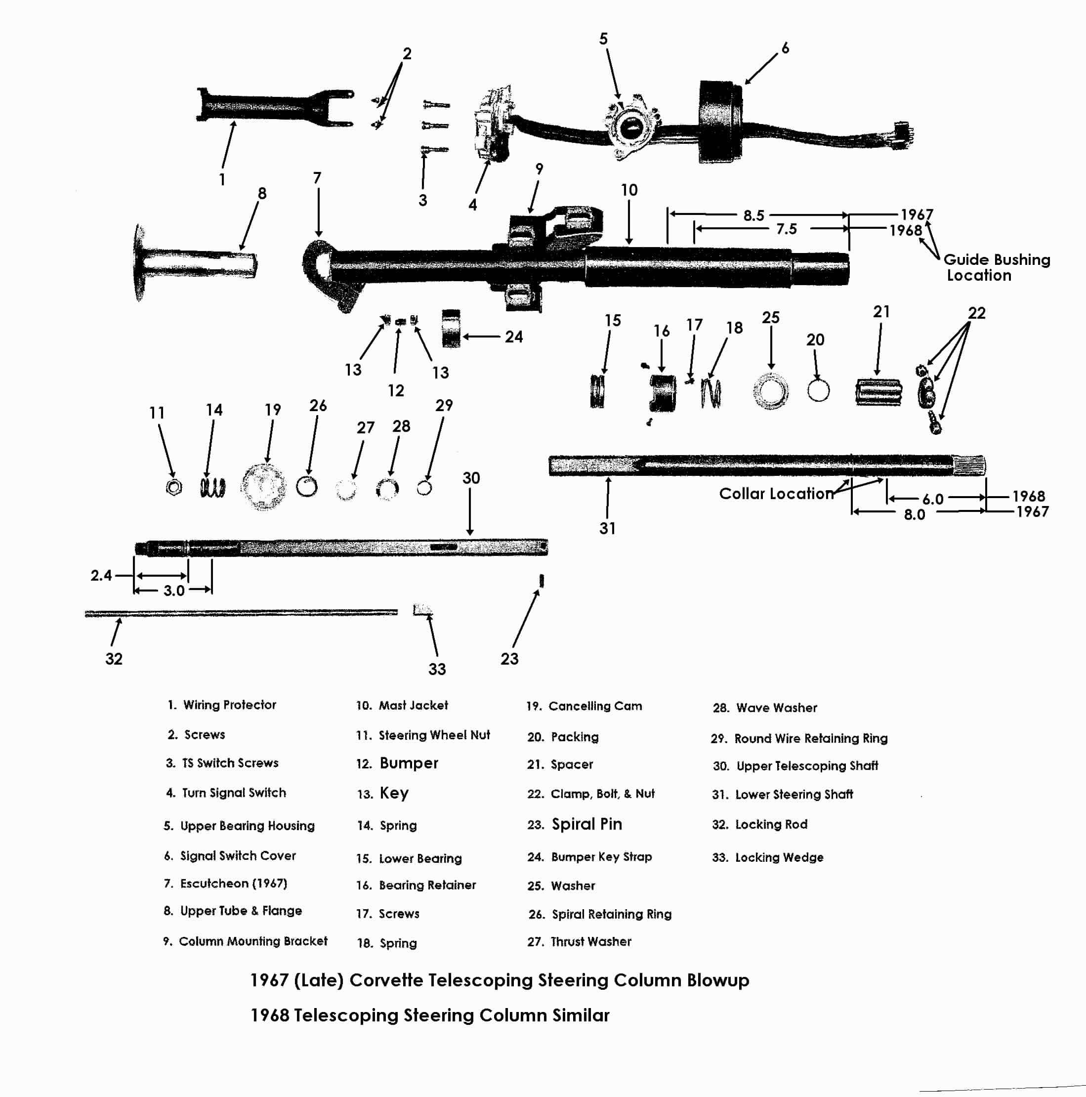 1967 chevelle steering column diagram lutron led dimmer wiring wheel get free image