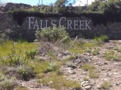 Falls Creek!