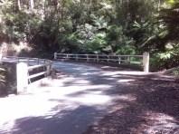 Bridge near Don Vallery