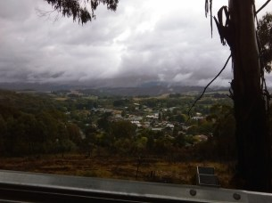 View of BAtlow from Weemala Lookout