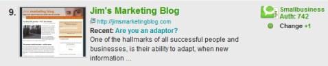 technorati, small business, blogs