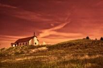 St. Mary's Catholic Church, Montana.