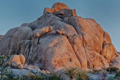 Jumbo Rocks HDR