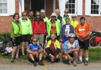 Jim-and-Sandra-Schmid-with-group-Sierra-Club-KATY-Rail-Trail-trip-2008