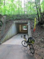 Jim-Schmid's-Bacchetta-Giro-recumbent-on-Silver-Comet-Trail-GA-2015-5-11-to-14