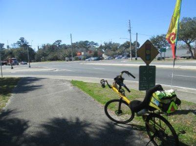 Jim-Schmid's-Bacchetta-Giro-recumbent-at-east-end-of-Depot-Ave-Rail-Trail-Gainesville-FL-02-18-2016