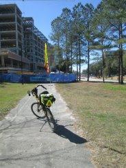 Jim-Schmid's-Bacchetta-Giro-recumbent-east-end-of-Kermit-Sigmon-Trail-Gainesville-FL-02-18-2016