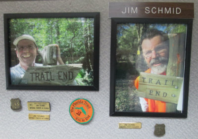 Jim-Schmid-Florida-National-Scenic-Trail-photos-on-office-wall-2014
