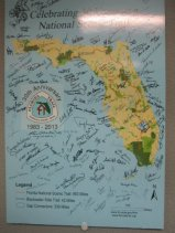 Signed-Florida-National-Scenic-Trail-poster-2014