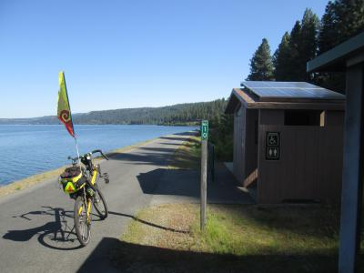 Jim-Schmid's-Bacchetta-Giro-recumbent-at-Milepost-10-Trail-of-the-Coeur-d'Alenes-ID-5-12-2016