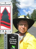 Jim-Schmid-Nat-Rail-Trail-Network-sign-on-Centennial-Trail-ID-5-11-2016
