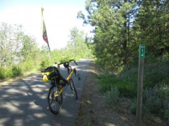 Jim-Schmid's-Bacchetta-Giro-recumbent-at-Milepost-14-Trail-of-the-Coeur-d'Alenes-ID-5-12-2016