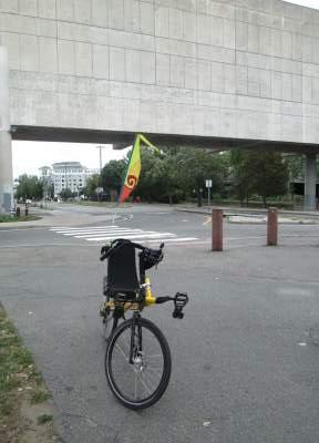Jim-Schmid's-Bacchetta-Giro-recumbent-south-end-Minuteman-Bikeway-MA-9-5-2016
