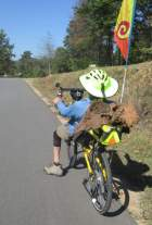 Jim-Schmid-bicycling-on-Doodle-Trail-Pickens-SC-10-24-2016