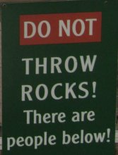 Do-Not-Throw-Rocks-sign-Chimney-Rock-State-Park-NC-2016-01-01