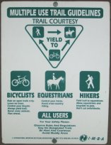 Multiple_use_trail_guidelines_sign_Greenbrier-River-Trail-WV-06_21-24-2015