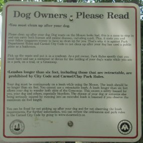 Dog-owners-please-read-sign-Monon-Trail-IL-2015-08-23