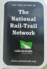 National_rail-trail_Newwork_sign_American_Tobacco_RT_2015_07_05-6