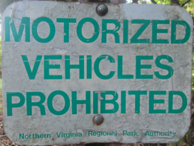 Motorized-vehicles-prohibited-sign-W&OD-Rail-Trail-VA-2015-10-6&7